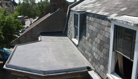 Listed Property Flat Roof Installation - Olney, Northamptonshire
