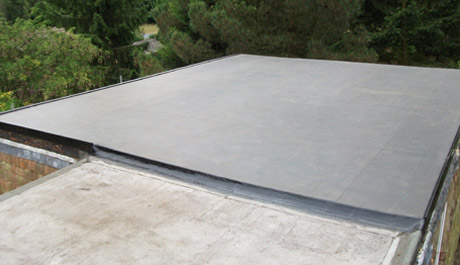 Listed Property Flat Roof Installation - Flitwick, Bedfordshire