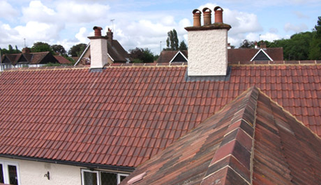 Listed Property Re-Roof & Maintenance - Letchworth, Hertfordshire